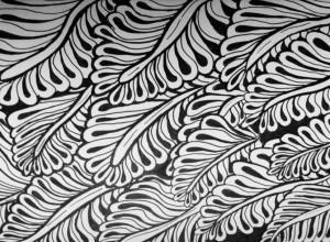 Doodle fern